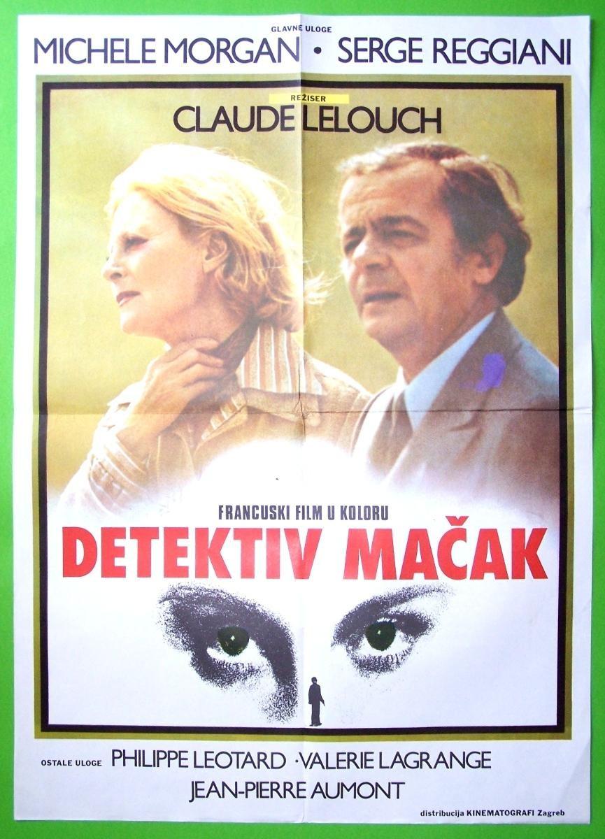 Detektiv Mačak