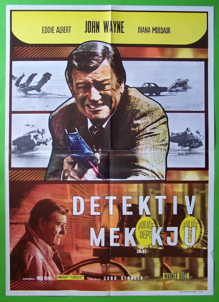 Detektiv Mek Kju