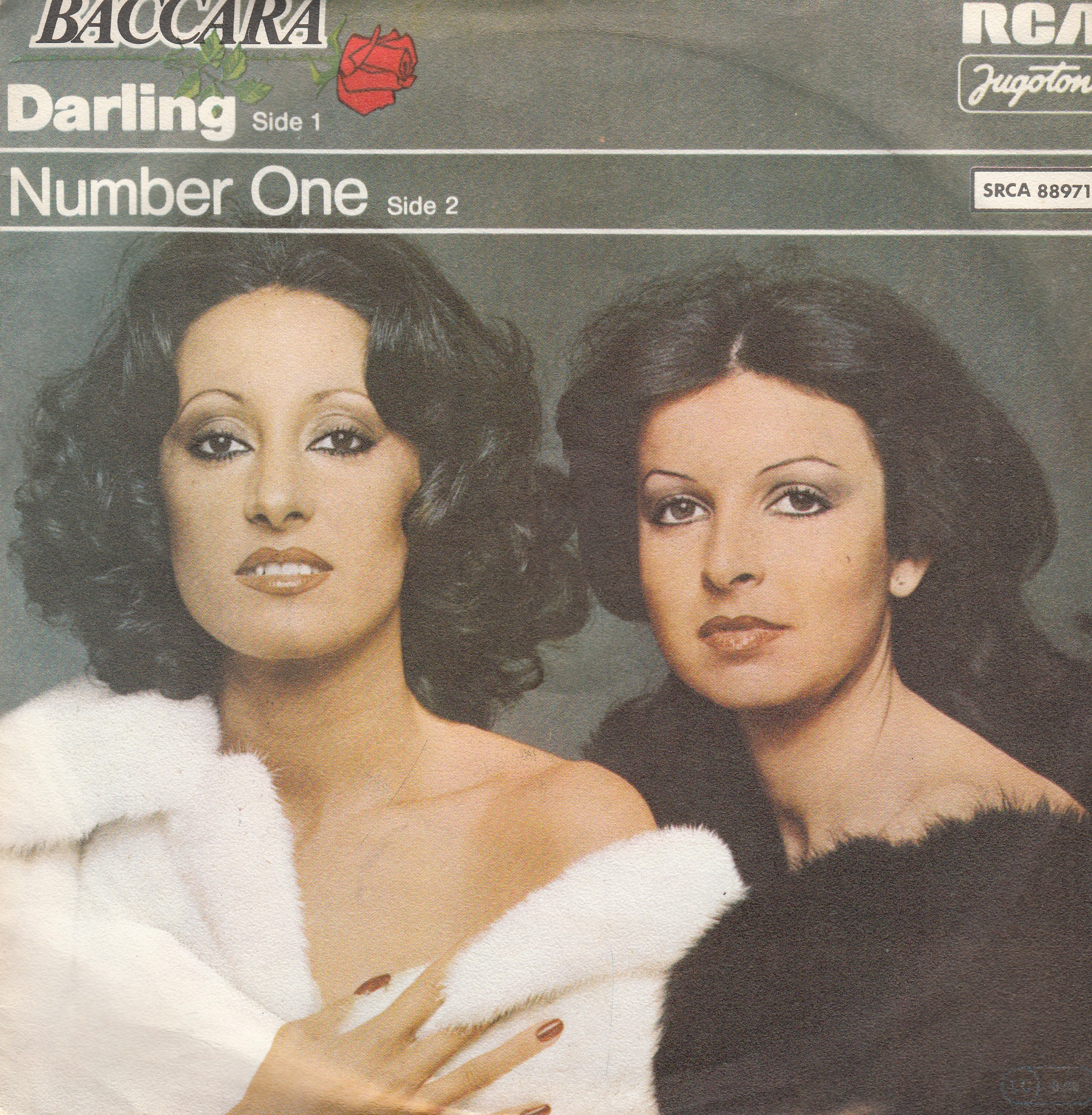 Baccara - Darling/number One
