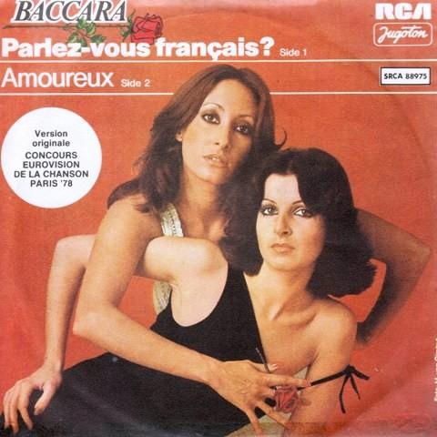 Baccara - Parlez-Vous Francais/amoureux