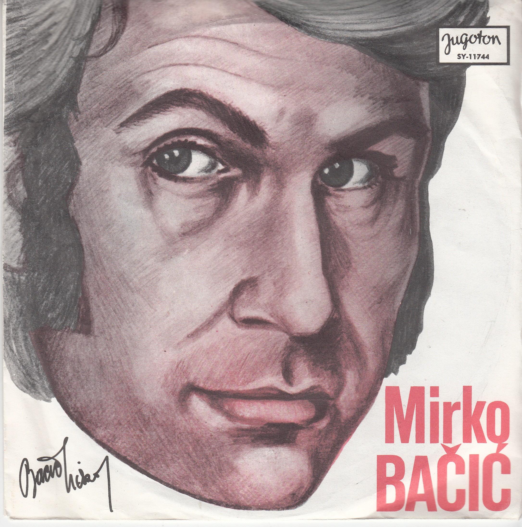 Bacic Mirko - Momacka Noc/budi Sretna S Njim