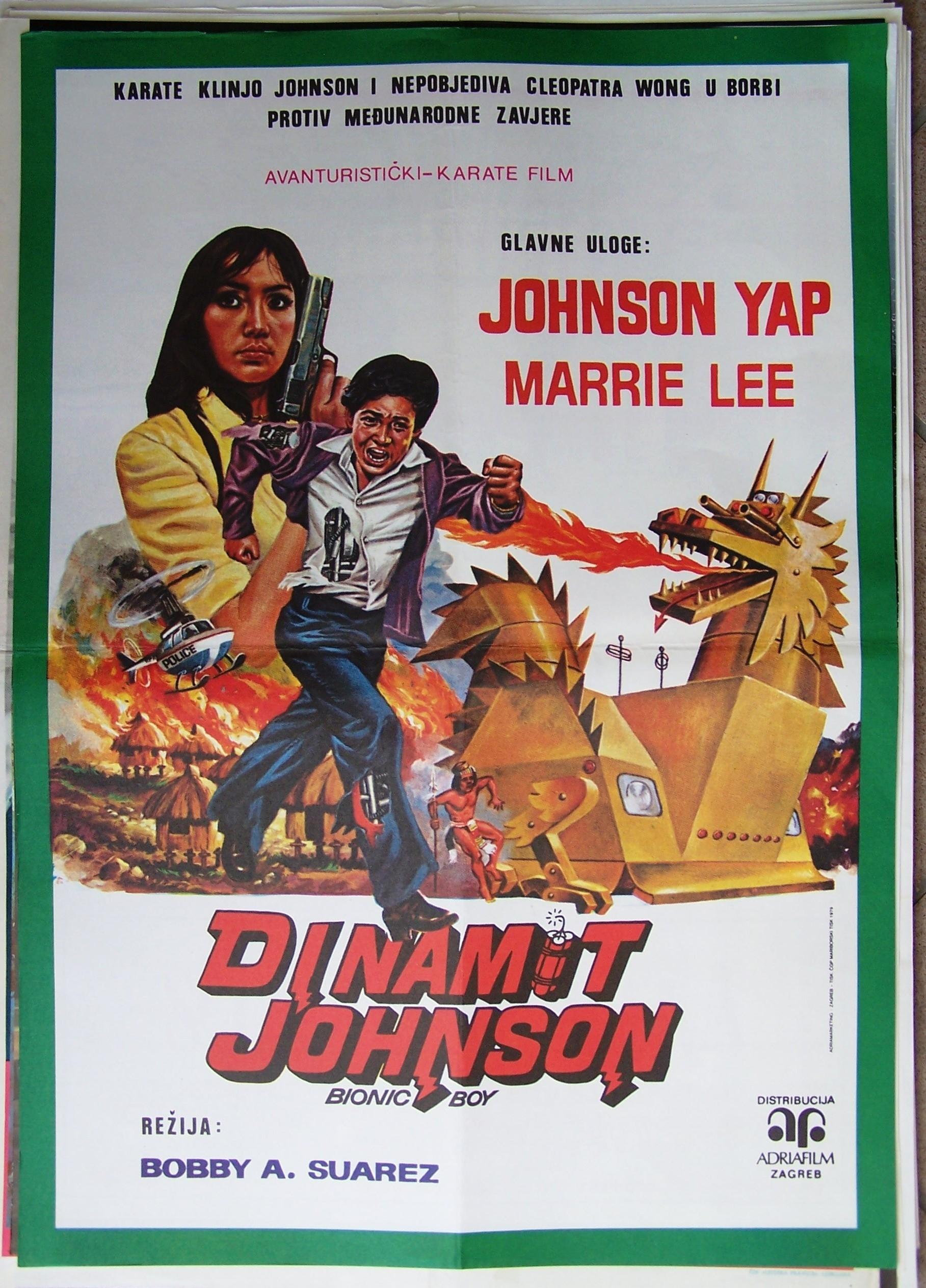 Dinamit Johnson