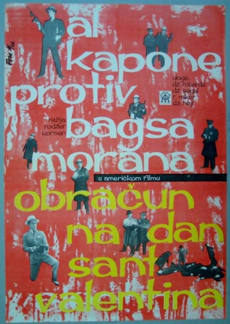 Al Kapone Protiv Bagsa Morana - Obračun Na Dan Sant Valentina