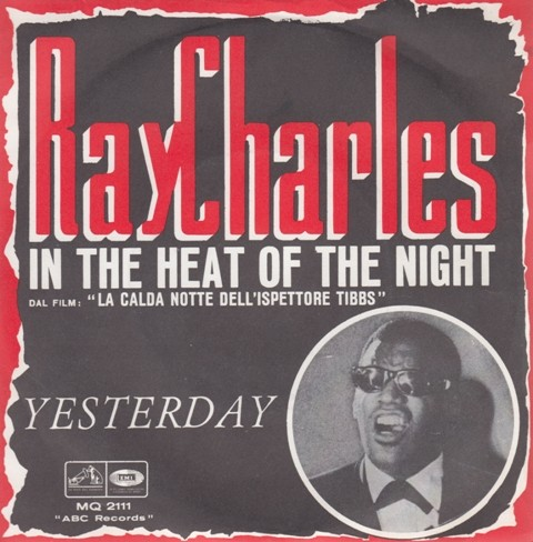Charles Ray - In The Heat Of The Night/yesterday
