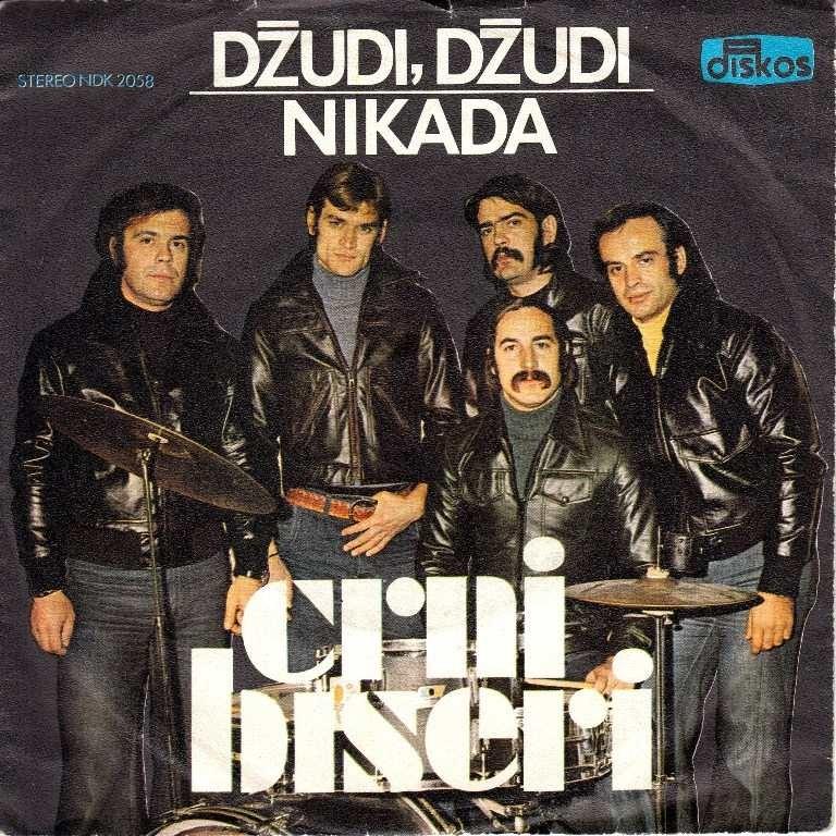 Crni Biseri - Dzudi Dzudi/nikada