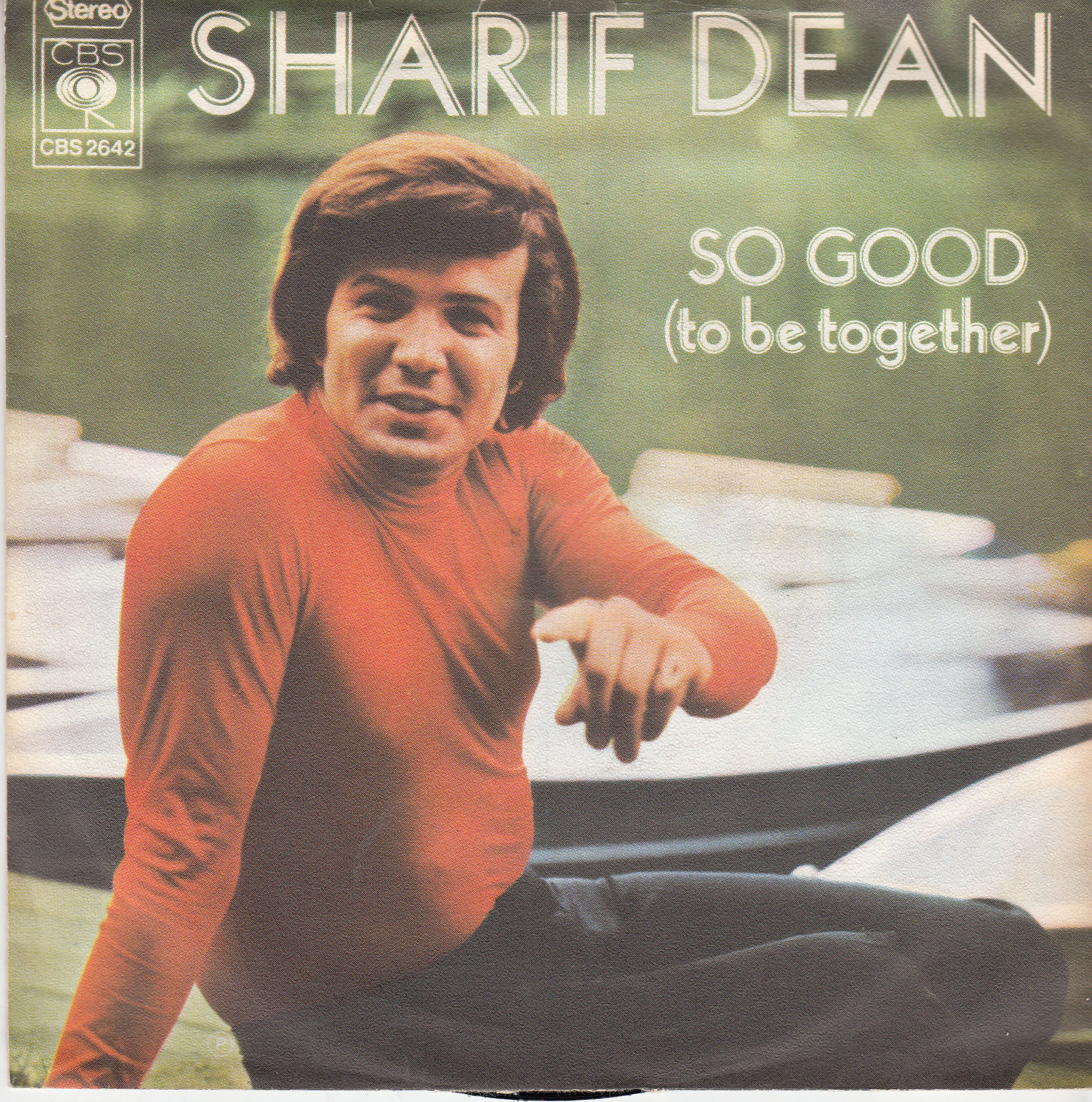Dean Sharif - So Good/let It Be Free