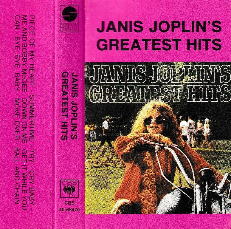Joplin Janis - Greatest Hits