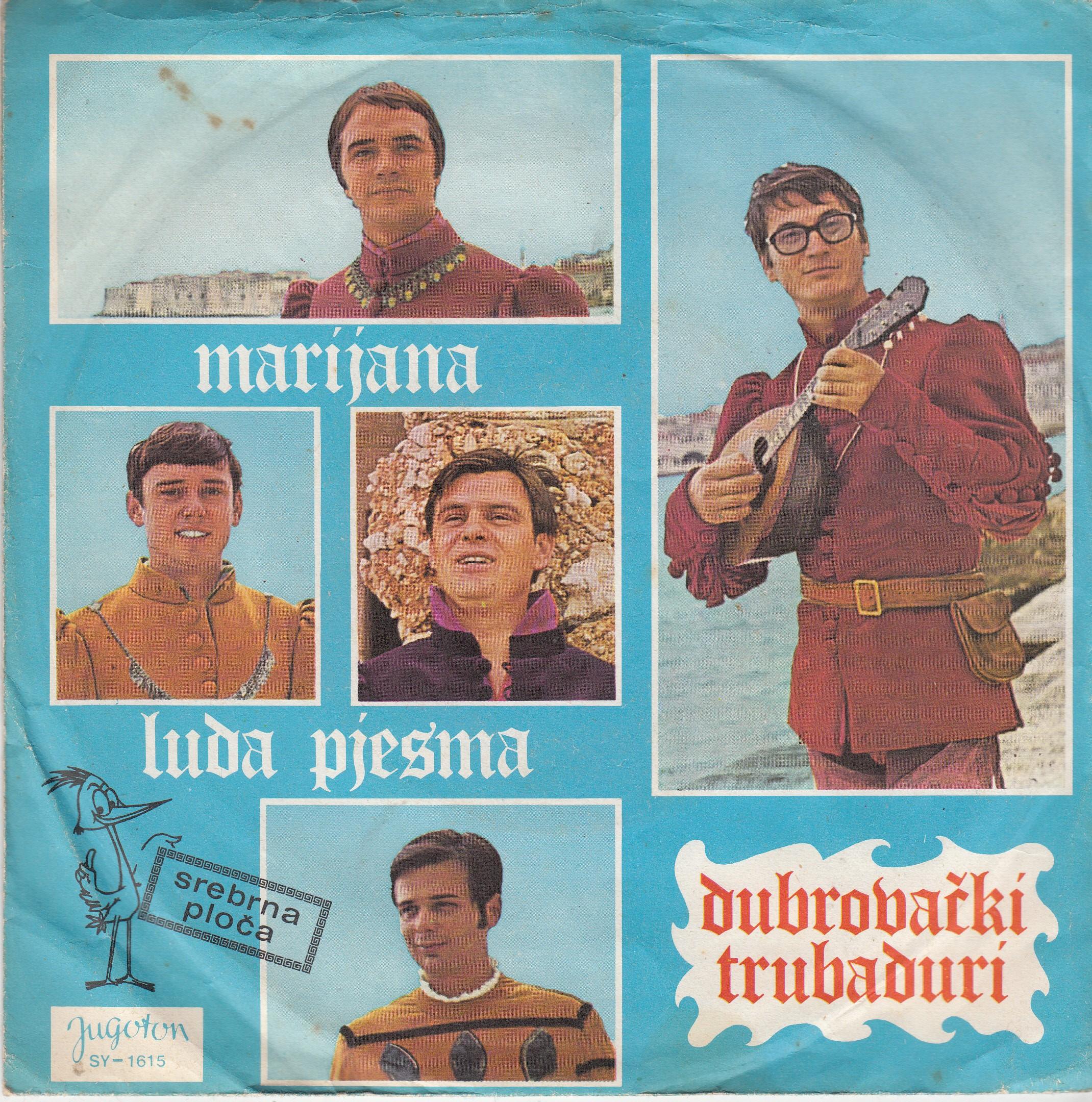 Dubrovacki Trubaduri - Marijana/luda Pjesma