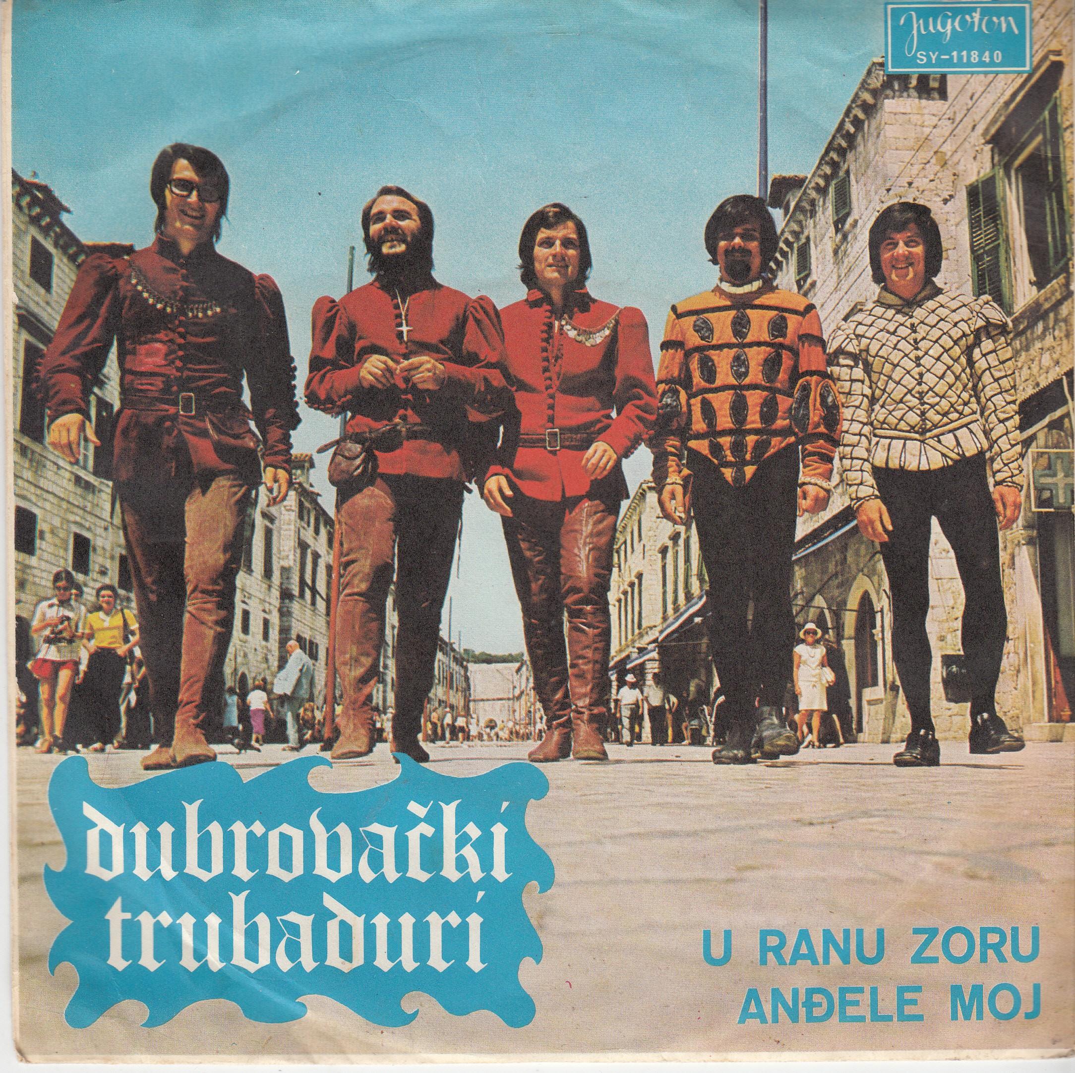Dubrovacki Trubaduri - U Ranu Zoru/andjele Moj