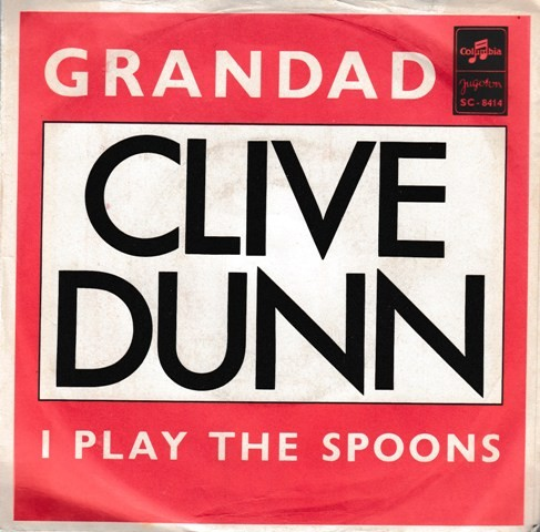 Dunn Clive - Grandad/i Play The Spoons
