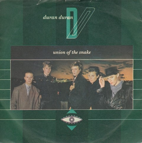 Duran Duran - Union Of The Snake/secret Oktober