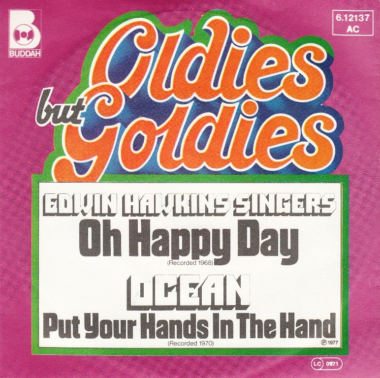 Edwin Hawkins Singers/ocean - Oh Happy Day/put Your Hands In The Hand