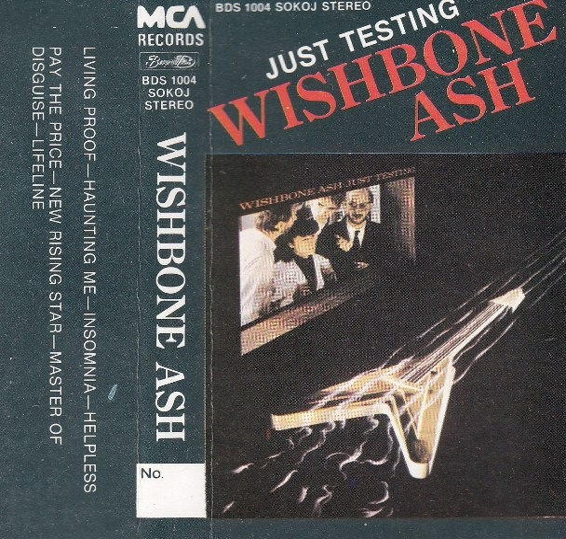 Wishbone Ash - Just Testing
