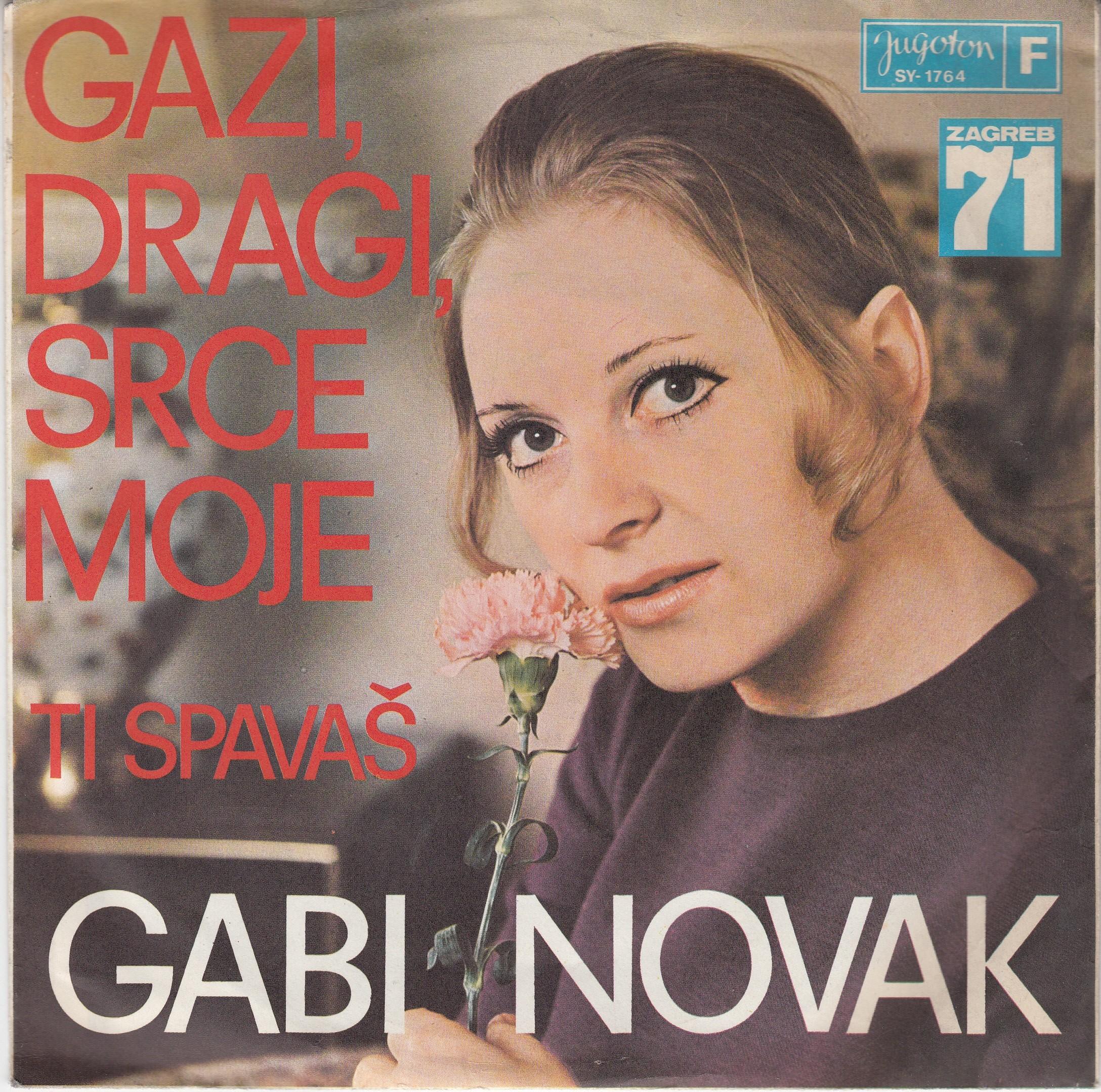Novak Gabi - Gazi Dragi Srce Moje/ti Spavas