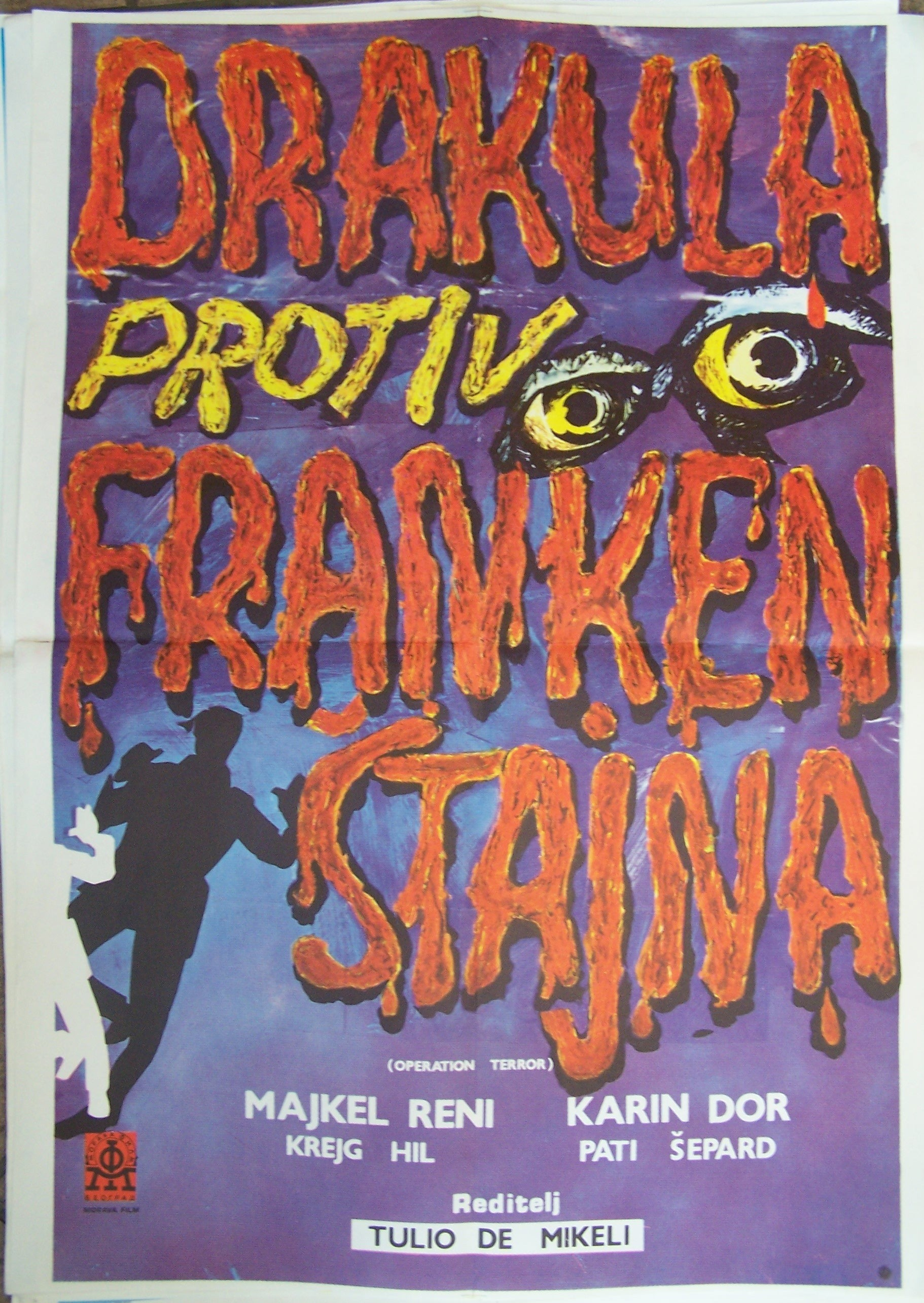 Drakula Protiv Frankenštajna