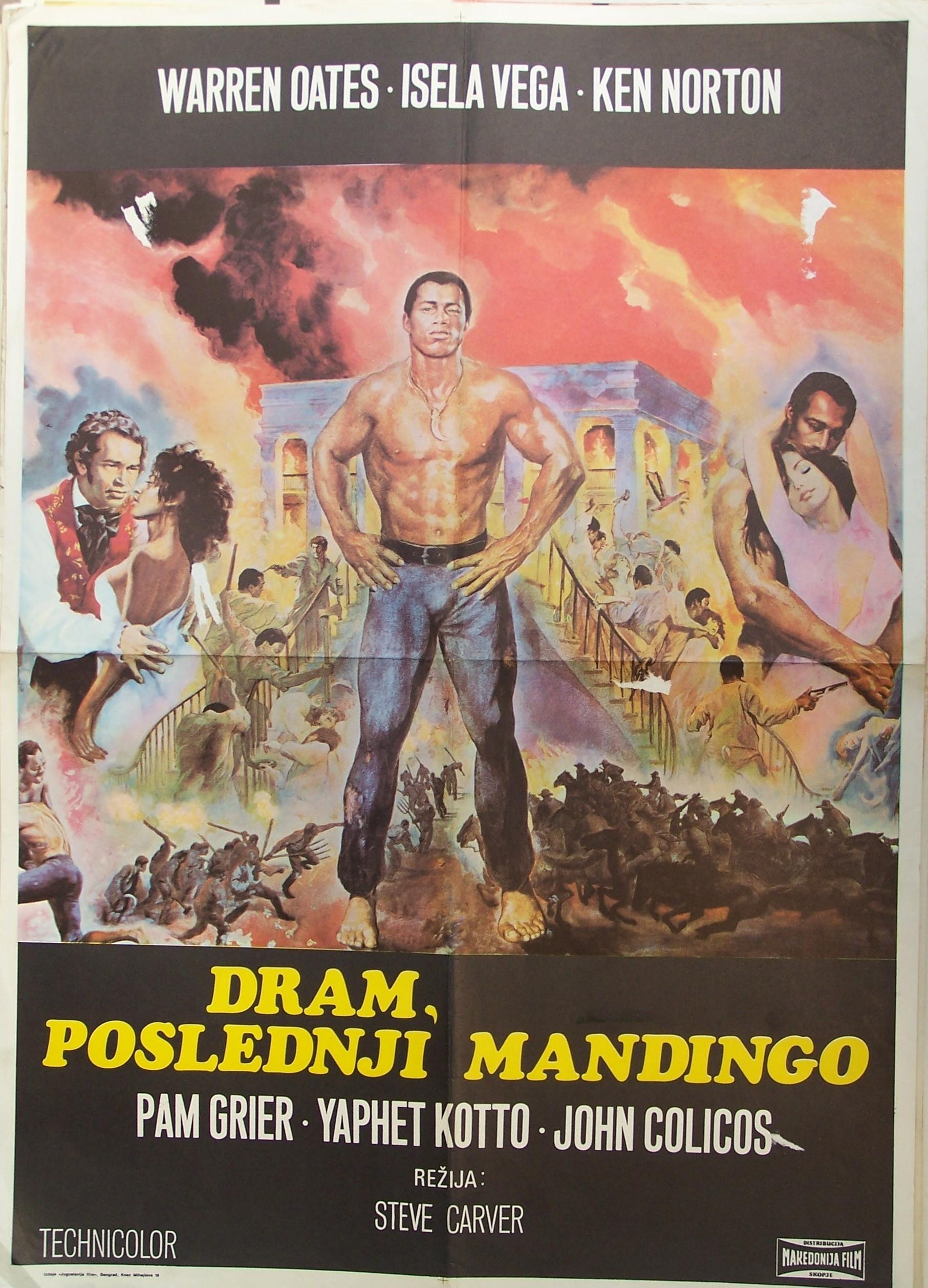 Dram Poslednji Mandingo
