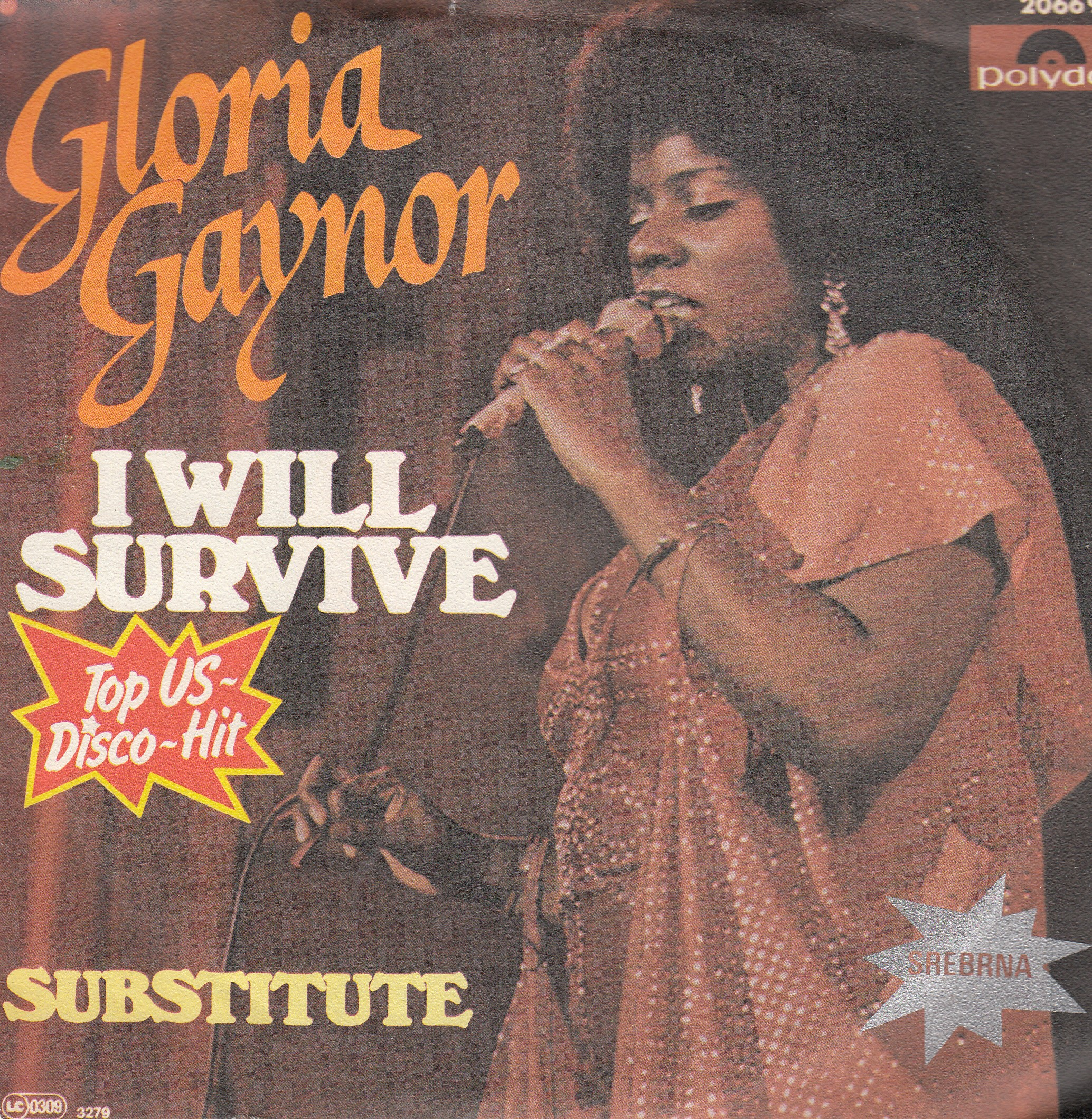 Gaynor Gloria - I Will Survive/substitute