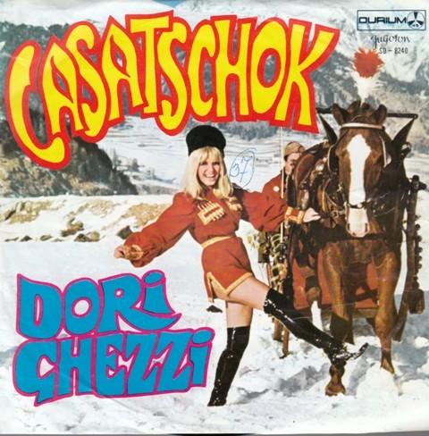 Ghezzi Dori - Casatschok/per Un Anno Che Se Ne Va