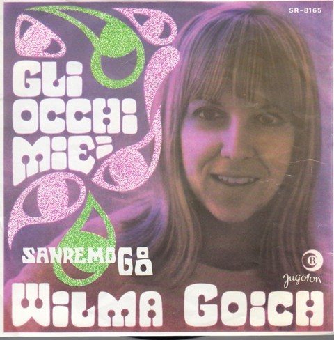 Goich Wilma - Gli Occhi Miei/la Tua Citta