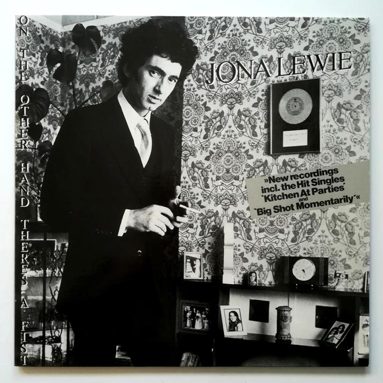 Lewie Jona - On The Other Hand Theres A Fist