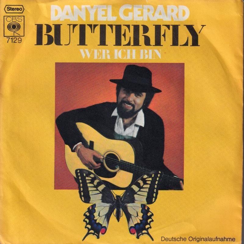 Gerard Danyel - Butterfly/wer Ich Bin