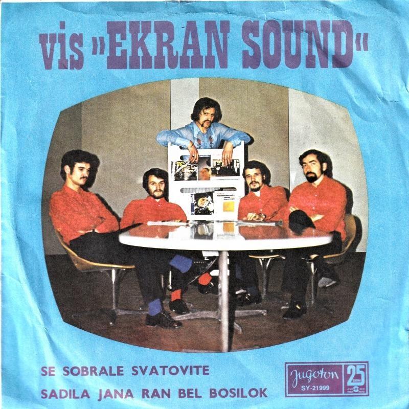 Vis ekran Sound - Se Sobrale Svatovite/sadila Jana Ran Bel Bosilok
