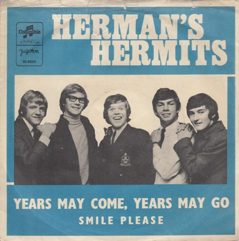 Hermans Hermits - Years May Come Years May Go/smile Please