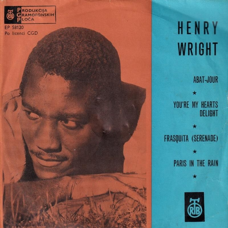 Wright Henry Orchestra Augusto Martelli - Abat-Jour/youre My Hearts Delight/frasquita/paris In The Rain