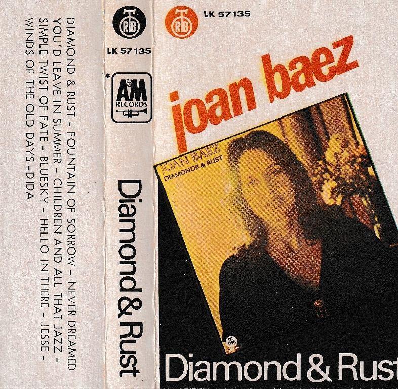 Baez Joan - Diamond Rust