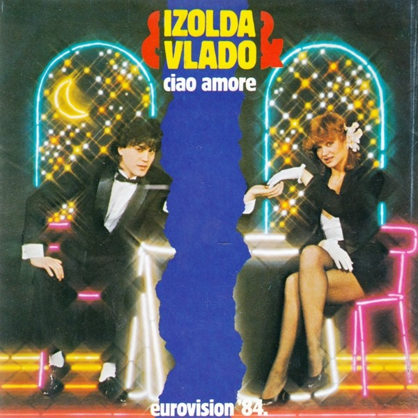 Izolda Vlado - Ciao Amore/ciao Amore English Version