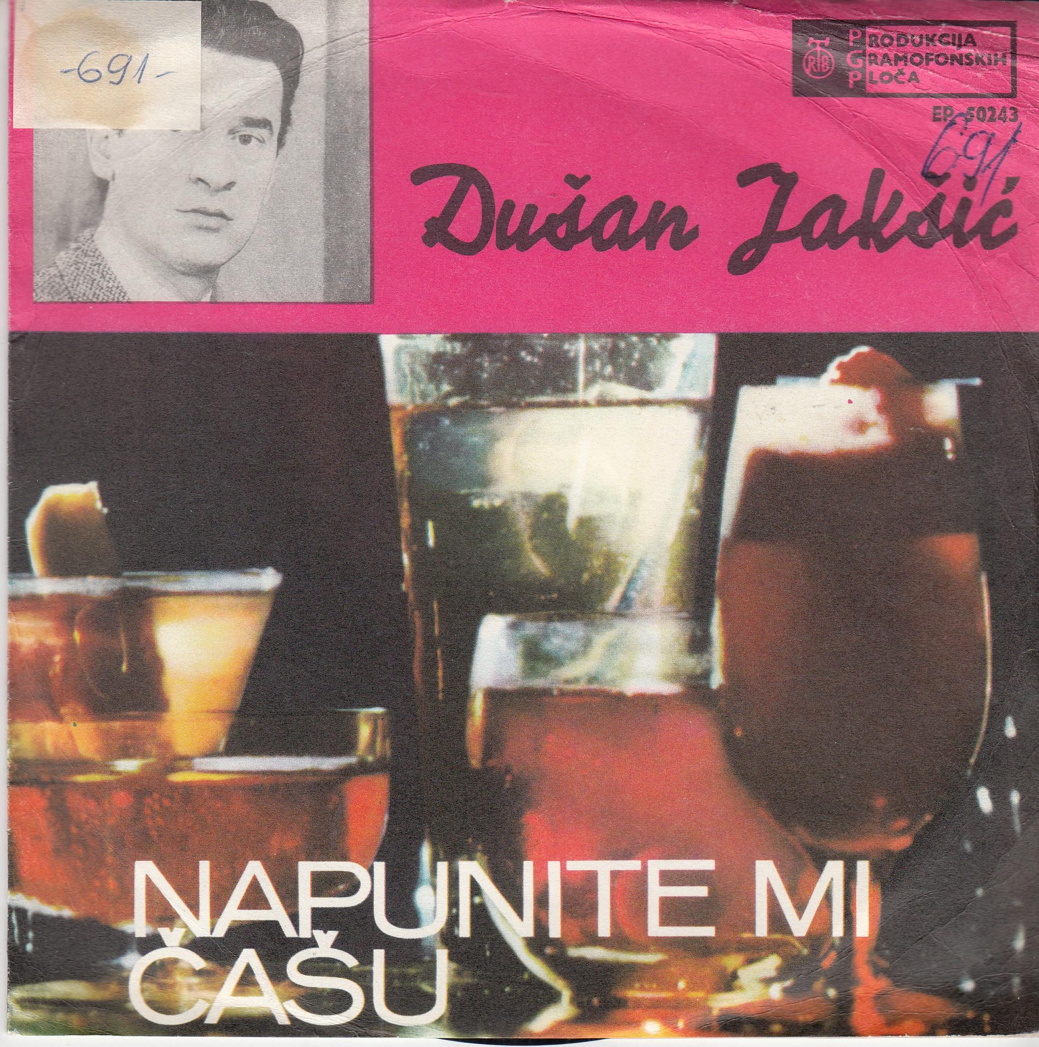 Jaksic Dusan - Ja Sam Simpatican/napunite Mi Casu/zemlja Srca Mog/svet