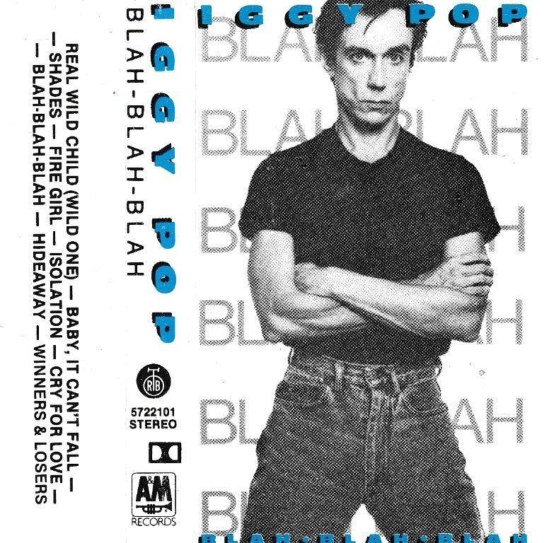 Pop Iggy - Blah-Blah-Blah