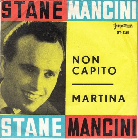 Mancini Stane Ljubljanski Jazz Ansambl - Non Capito/martina