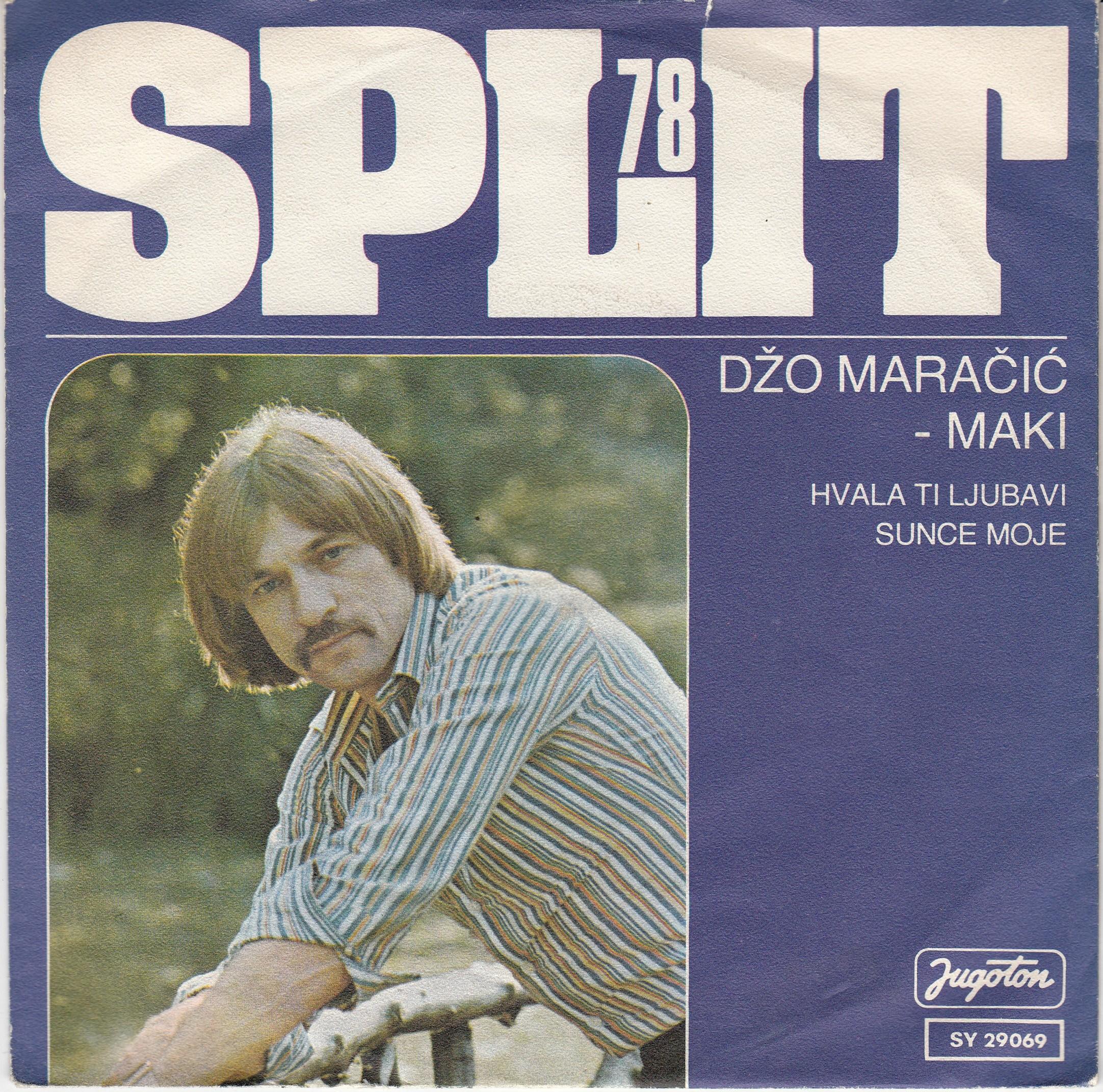 Maracic-Maki Dzo - Hvala Ti Ljubavi/sunce Moje