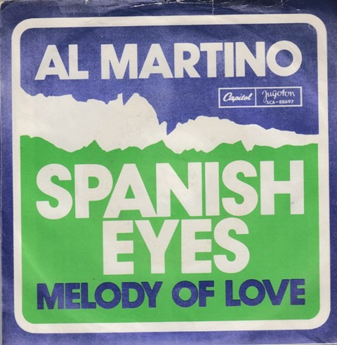 Martino Al - Spanish Eyes/melody Of Love