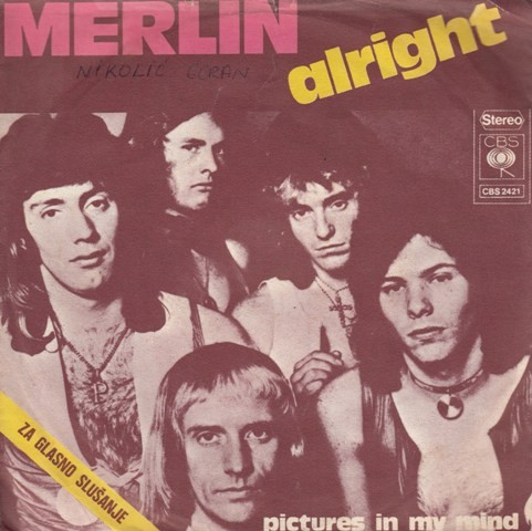 Merlin - Alright/pictures In My Mind
