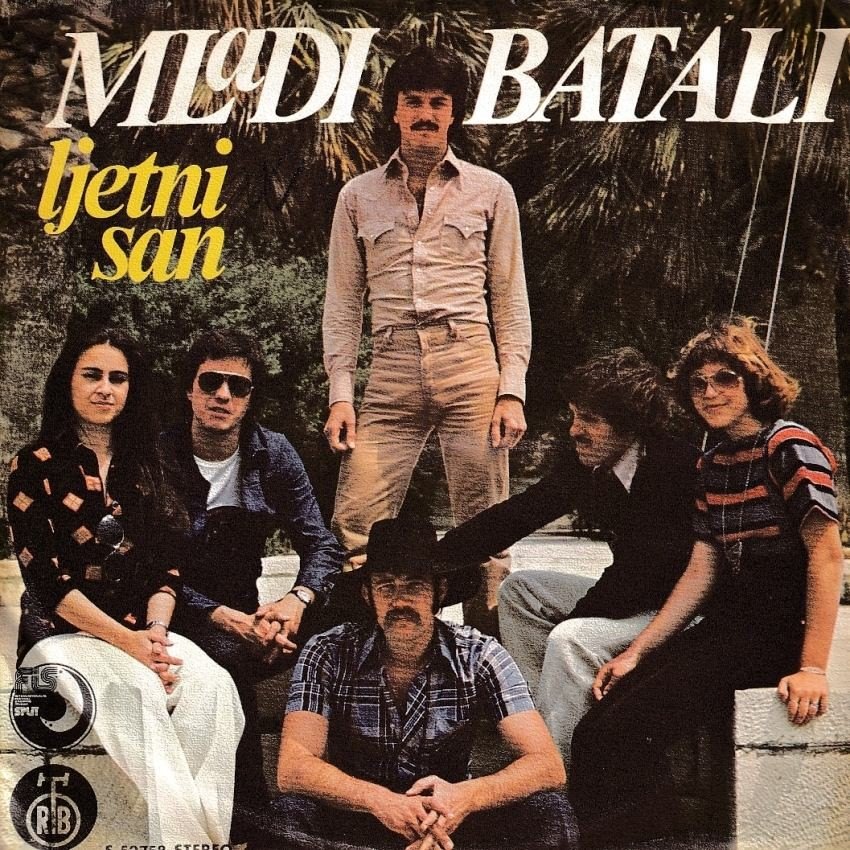 Mladi Batali - Ljetni San/gospodar Vremena