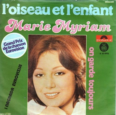 Myriam Marie - Loiseau Et Lenfant/on Garde Toujours