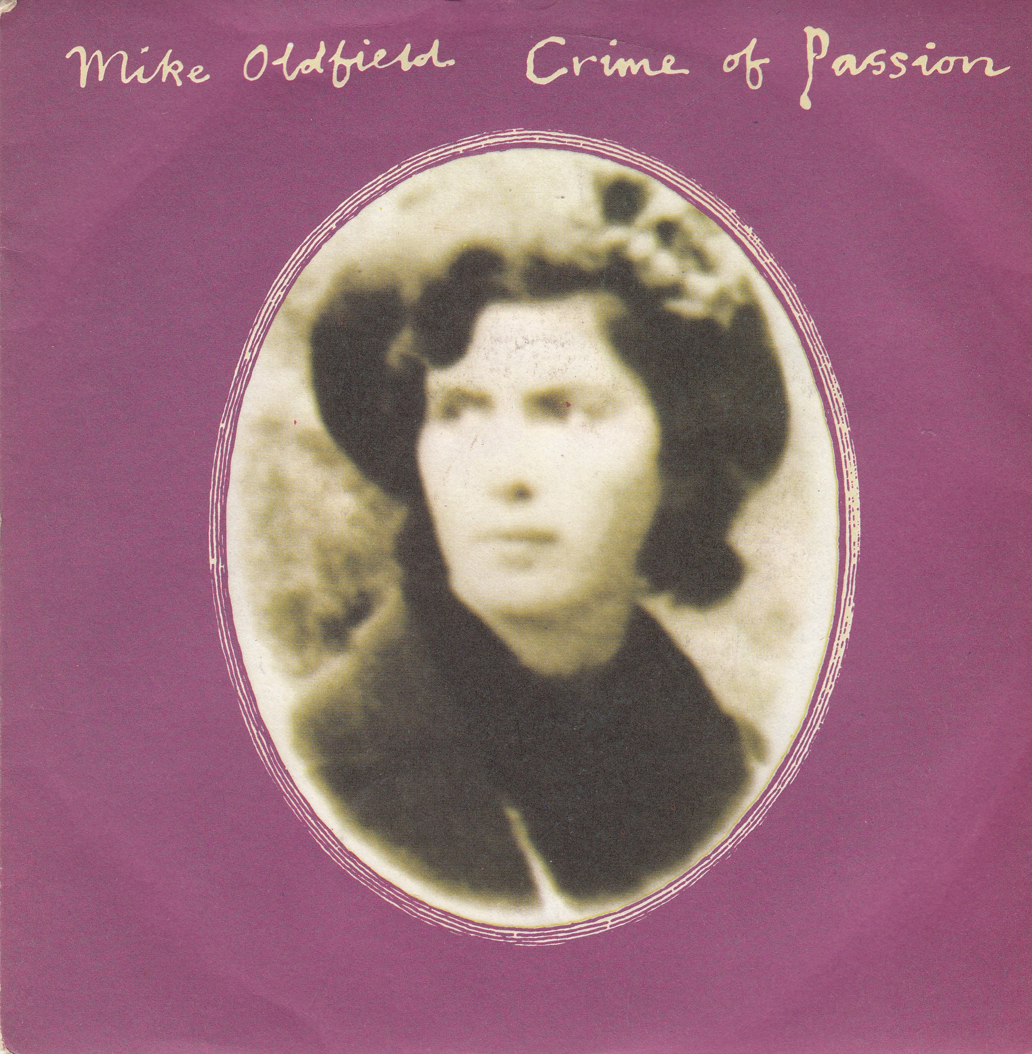 Oldfield Mike - Crime Of Passion/jungle Gardenia