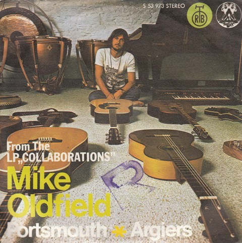Oldfield Mike - Portsmouth/argiers