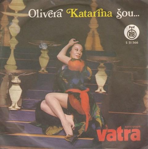 Olivera Katarina Korni Grupa - Vatra/ljubav