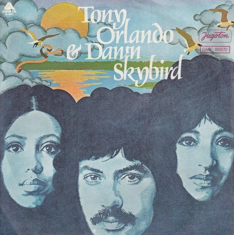 Orlando Tony Dawn - Skybird/thats The Way A Wallflowers Grows