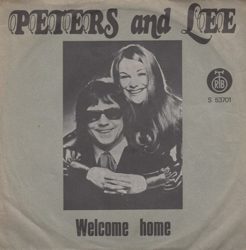 Peters Lee - Welcome Home/cant Keep My Mind On The Game