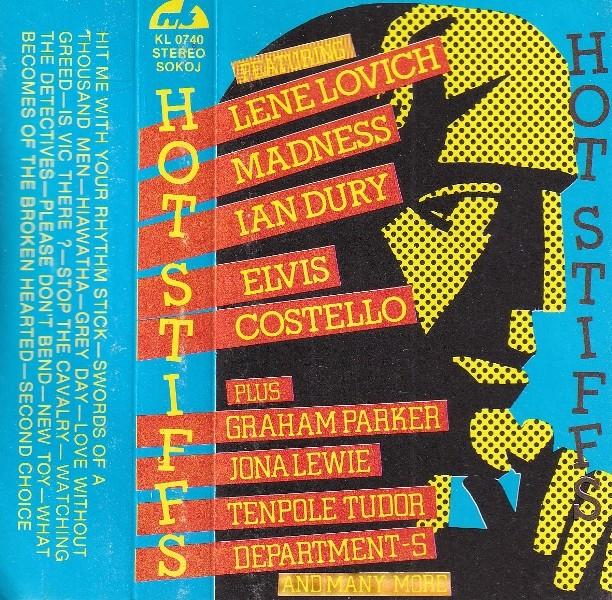 Various Artists - Hot Stiffs Lene Lovich Madness Ian Dury Etc