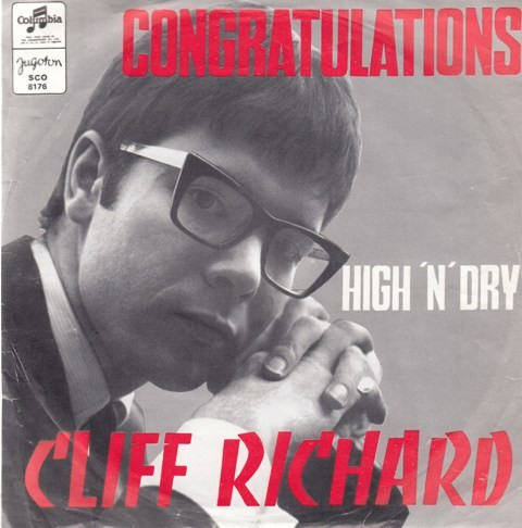 Richard Cliff - Congratulations/high n Dry