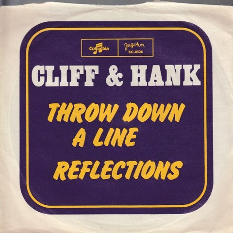 Richard Cliff Hank Marvin - Throw Down A Line/reflections