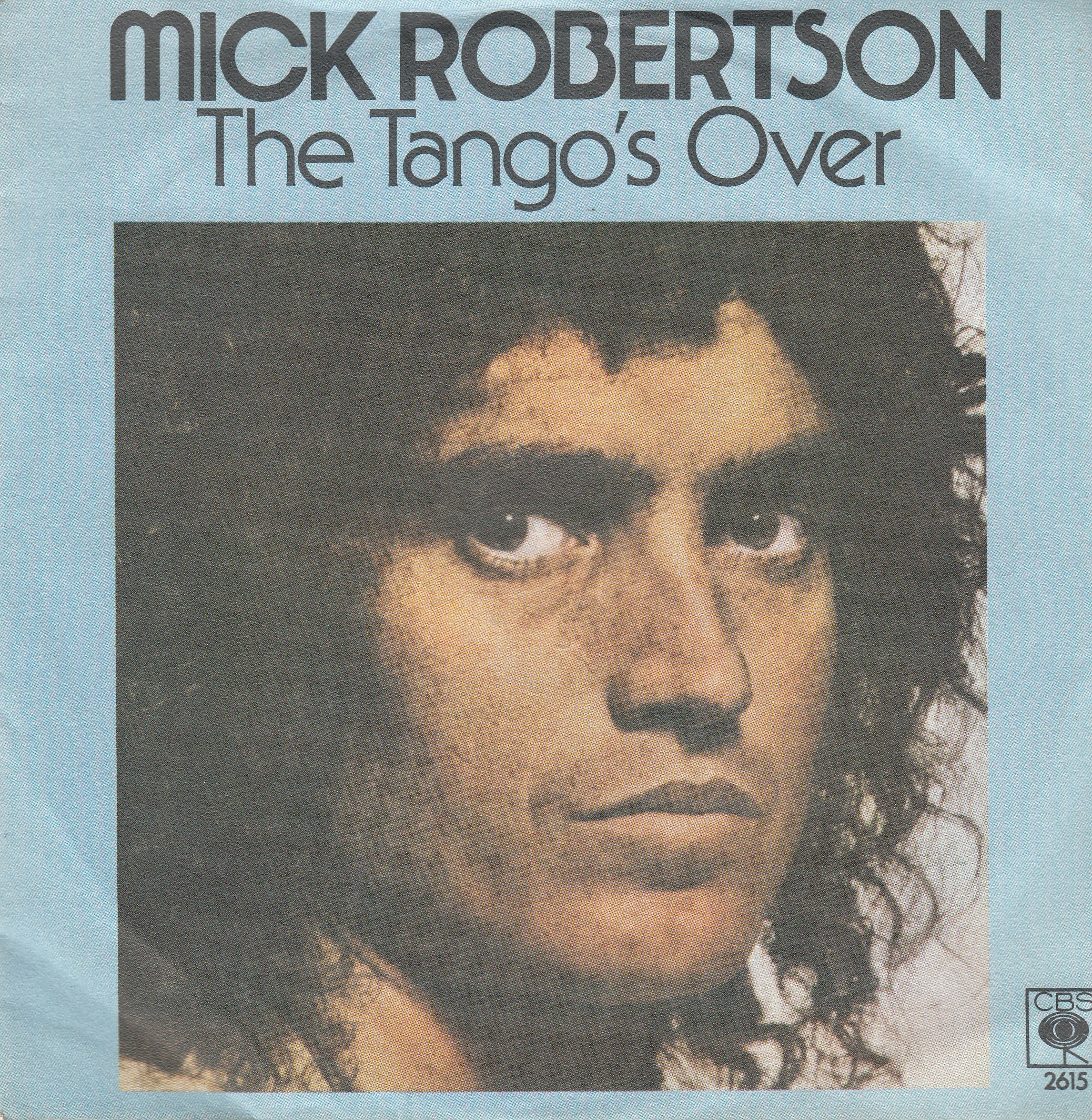 Robertson Mick - Tangos Over/you Win