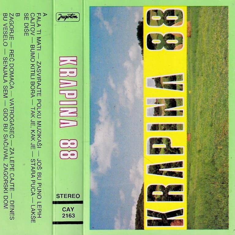 Various Artists - Krapina 1988