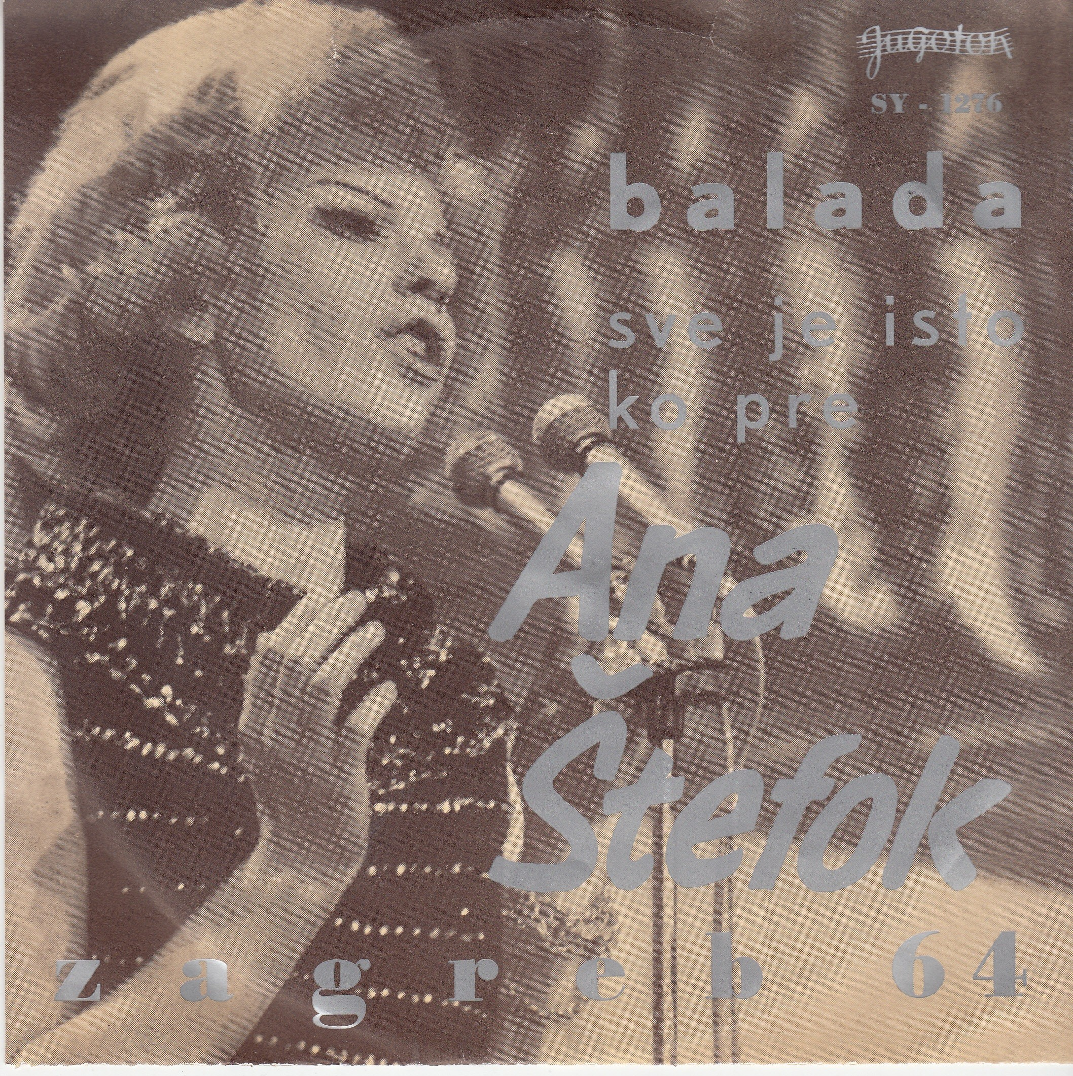 Stefok Ana - Balada/sve Je Isto Ko Pre