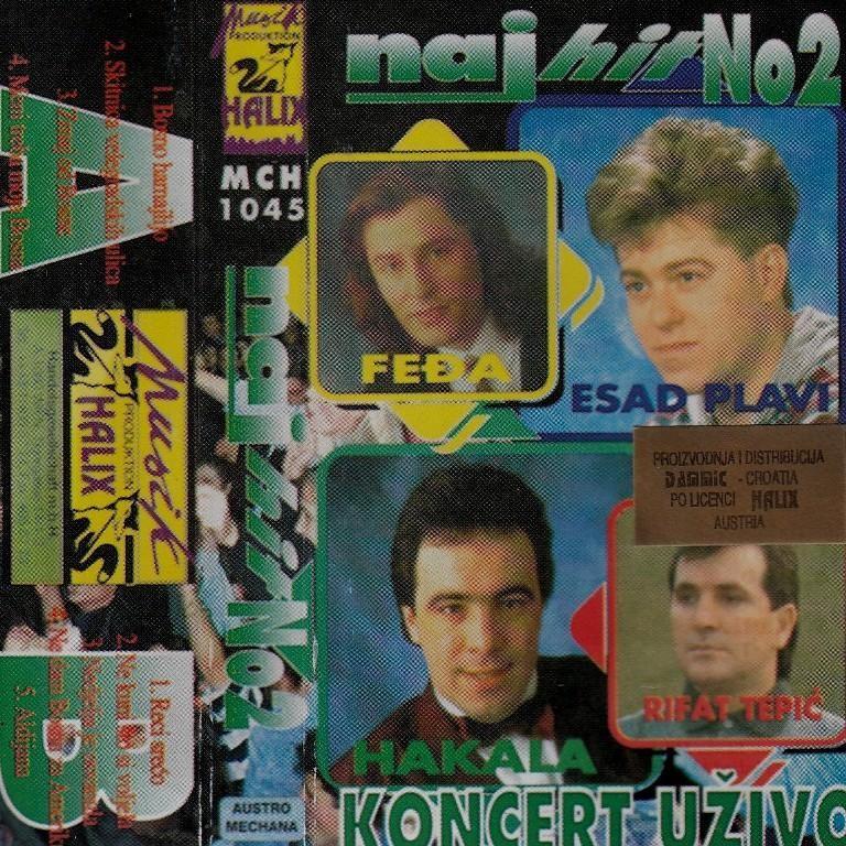 Various Artists - Naj Hit No 2